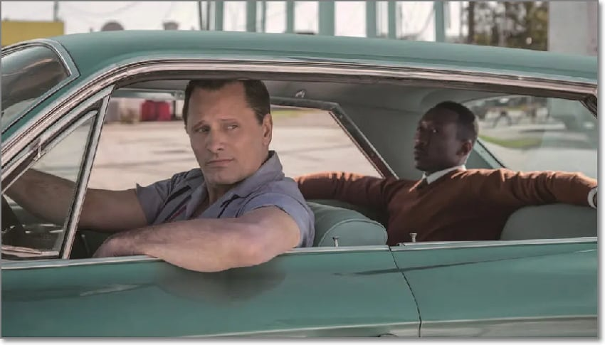 dvd review for the Greenbook