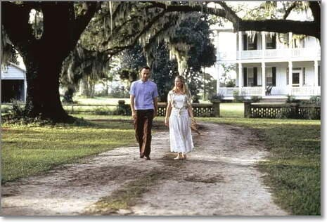 dvd review for Forrest Gump