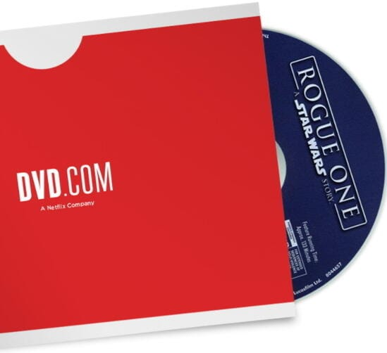DVDs delivered with free shipping