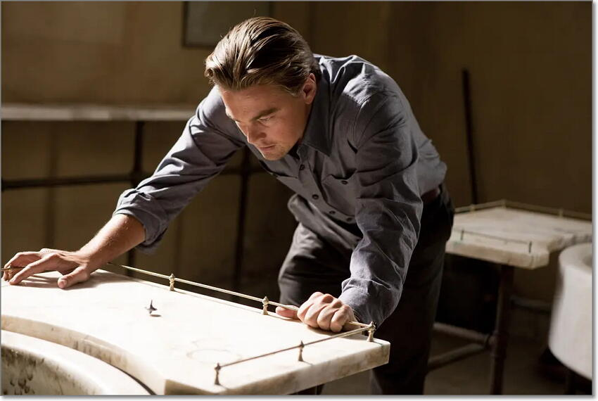dvd review for Inception