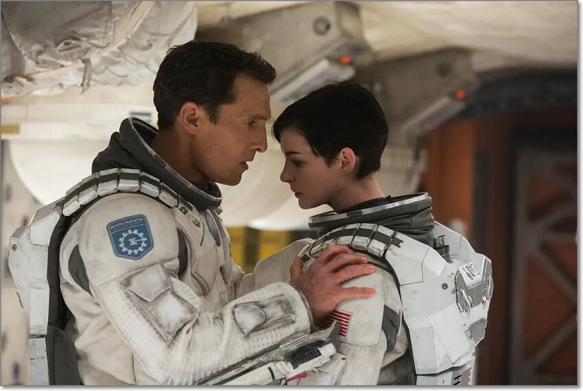 dvd review for Interstellar