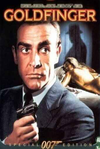Awesome Movie Theme Ideas-Goldfinger