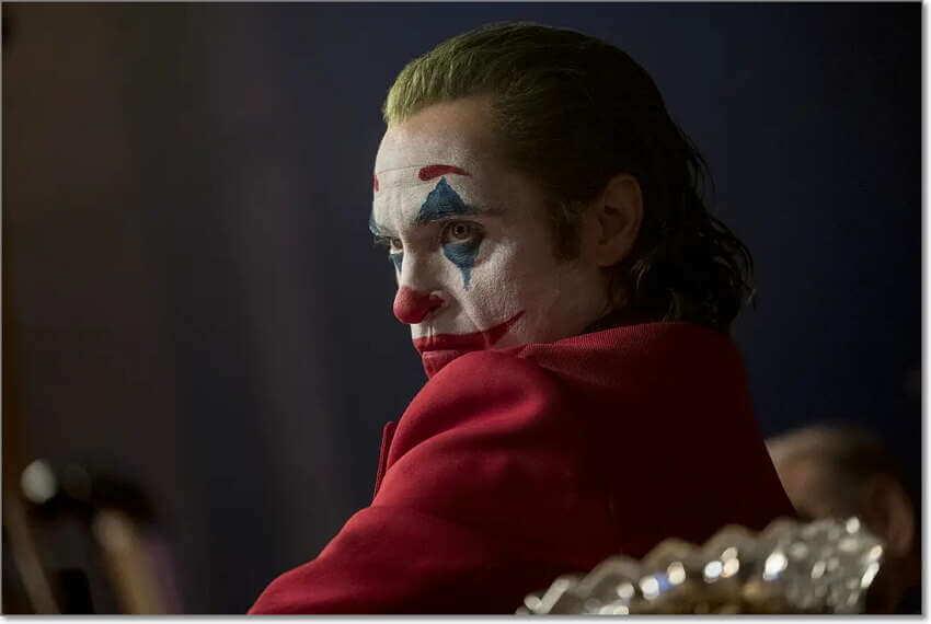 dvd review for Joker