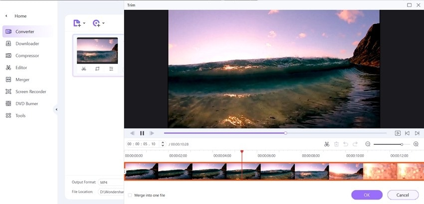 Edit DVD files