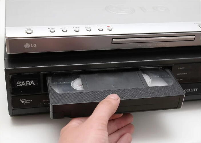 insert a blank DVD into your DVD recorder