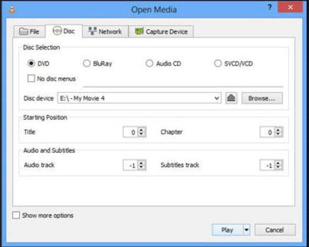 How to Watch DVD on Windows - Play Video
