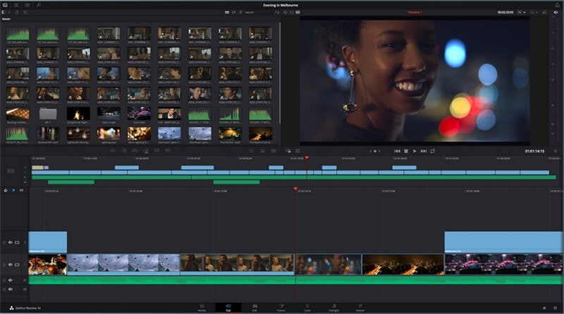 apple video editing software