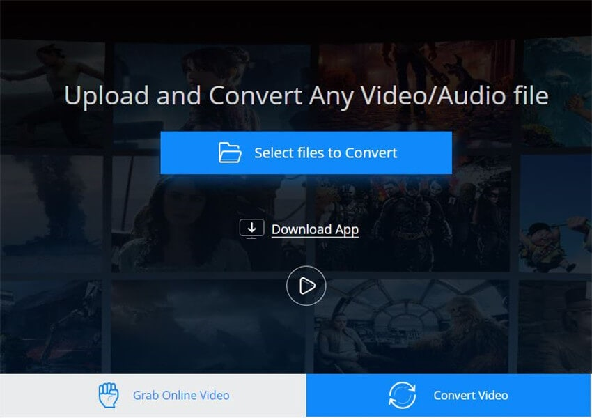 Video Grabber video converter to MP4 with no watermarks