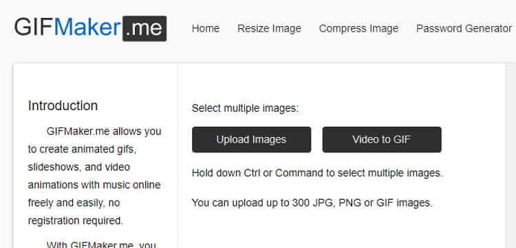 Convert PNG to GIF Online Free -GIFMaker.me