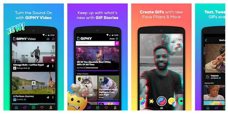 GIF Tools for Android -GIPHY
