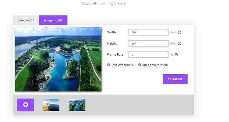 Online Image to GIF Converters-Online UniConverter