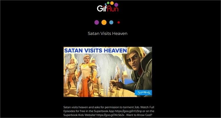 Free YouTube GIF Maker - GifRun
