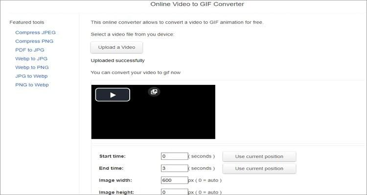 Free YouTube GIF Maker - GIFMaker