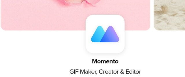 How to Post A GIF on IOS and Android -Momento GIFs