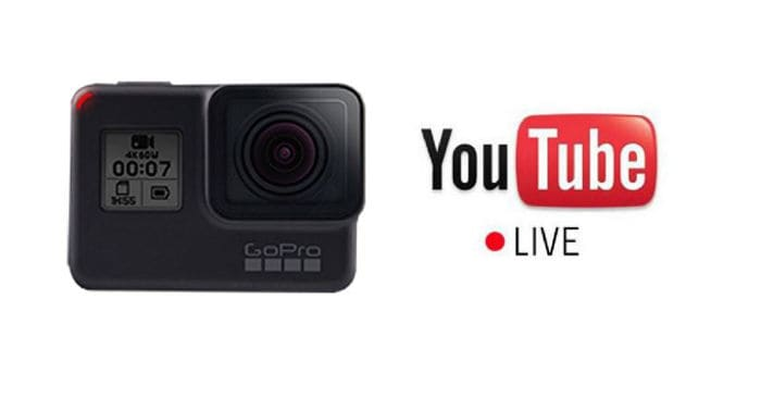 gopro live stream youtube