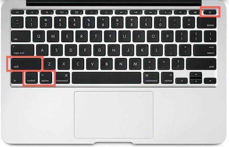 press keyboard keys