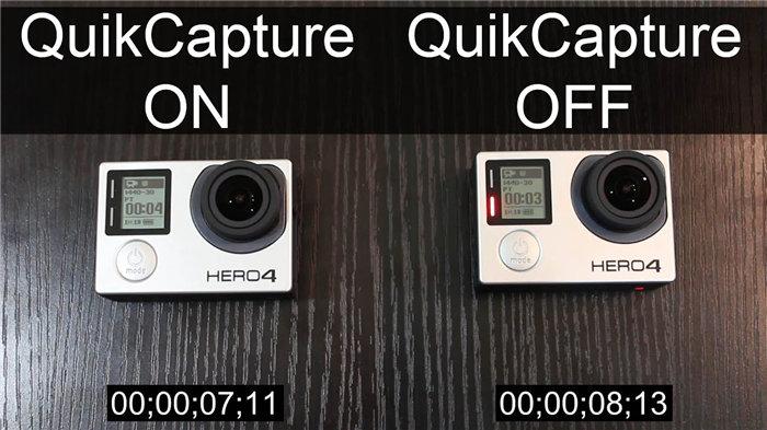 gopro quick capture