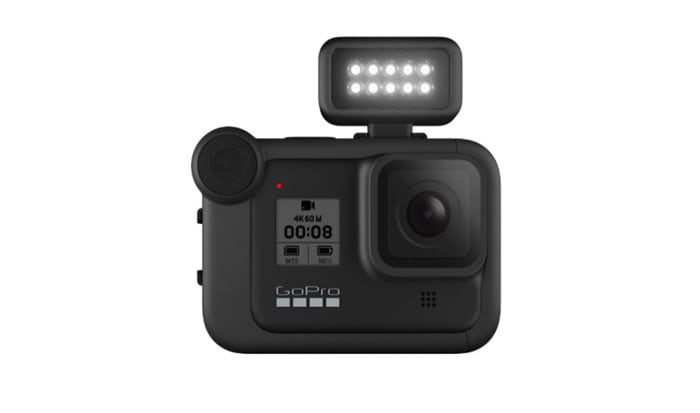gopro underwater external led lights