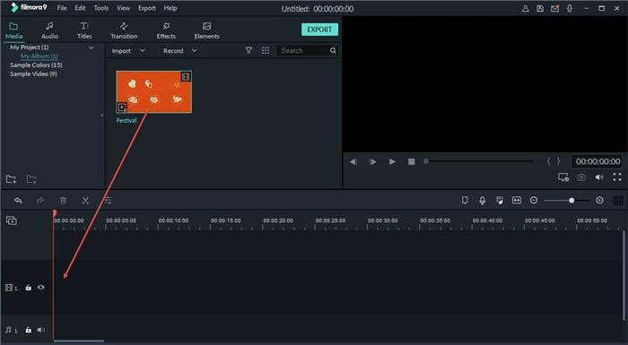 upload shaky gopro video