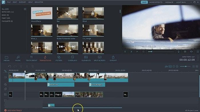 quik video editor with filmora