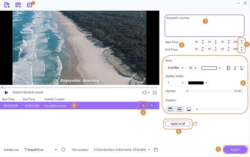 extract subtitles from mkv - personalize subtitles