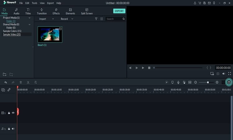 imovie for windows -Wondershare Filmora