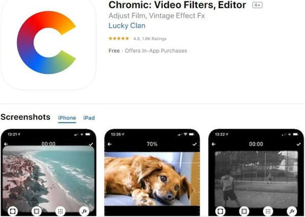 how to make iphone video brighter