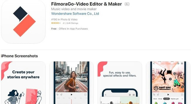 how to clip a video on iphone