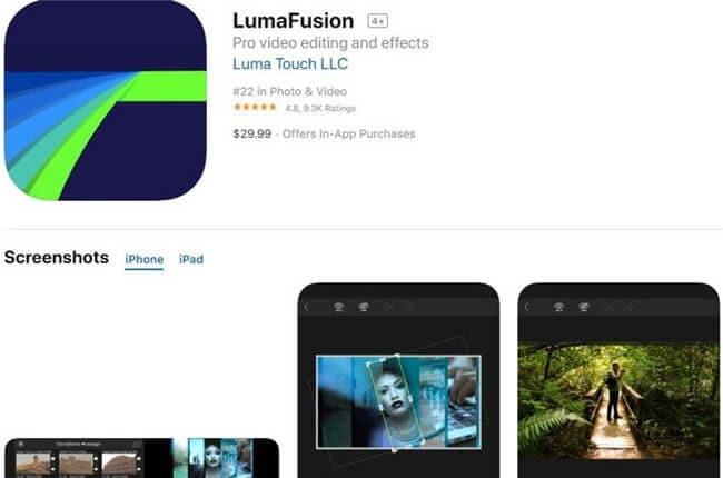 luma fusion