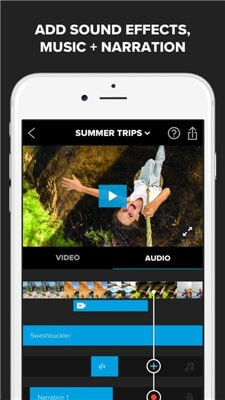 how to merge videos together on iphone