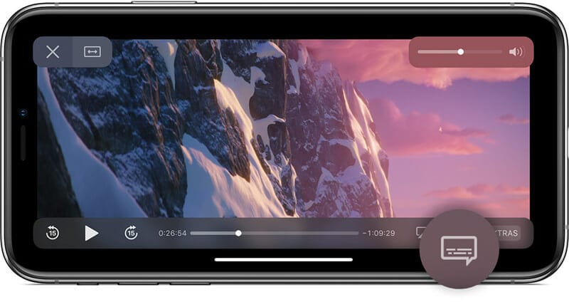 play video on iphone