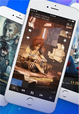 iphone video player