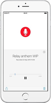 best audio recorder for iphone
