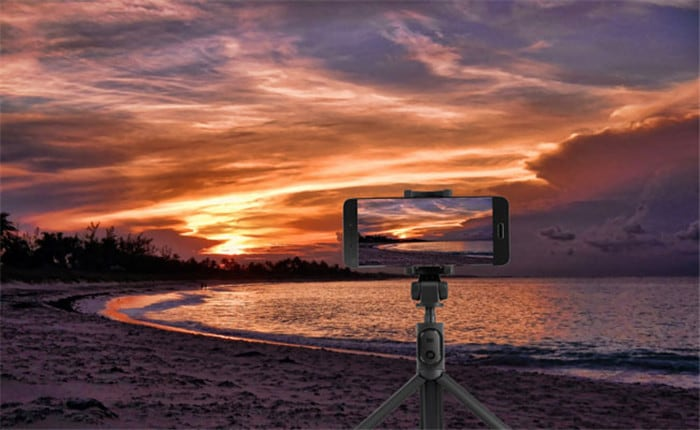 how to make a time lapse video on iphone