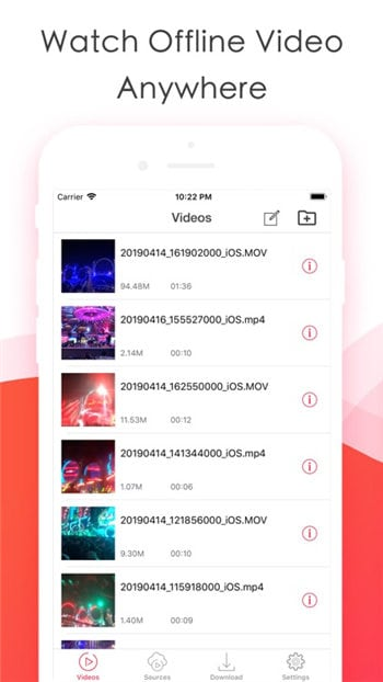 aplicativo de download de vídeo do youtube para iphone