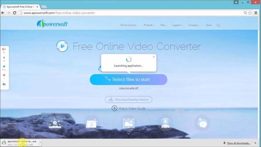 free video converter for mac-apowersoft free mac video converter