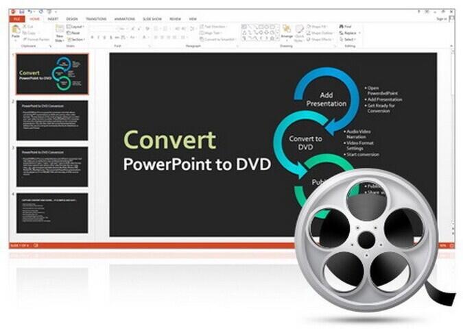 Digital Office Pro PPT to DVD Converter for Windows