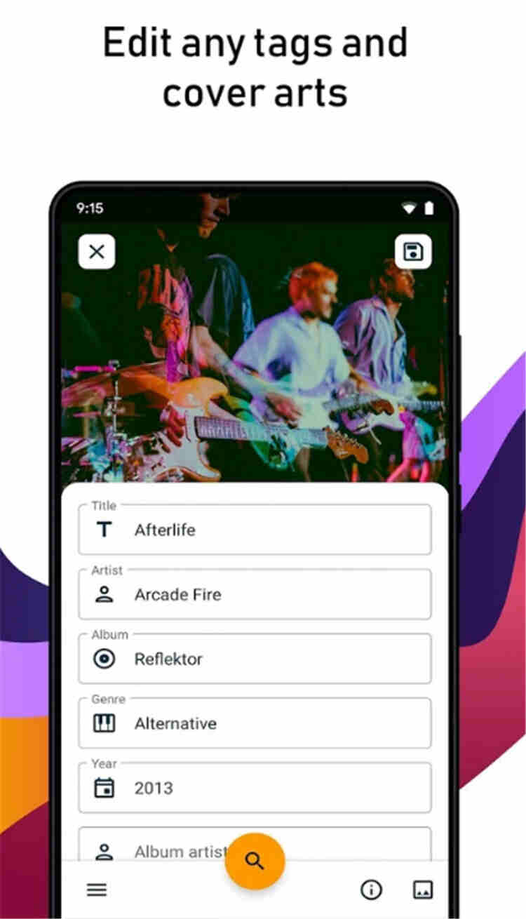 best mp3 tag editor android