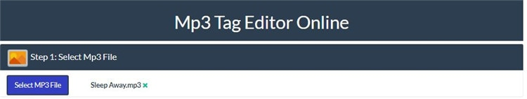 music tag editor online