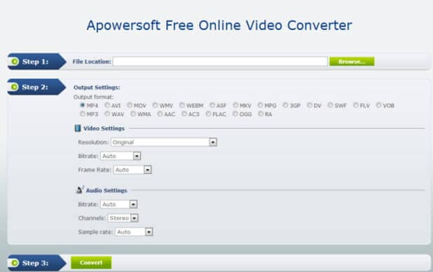 free online mkv to avi converter