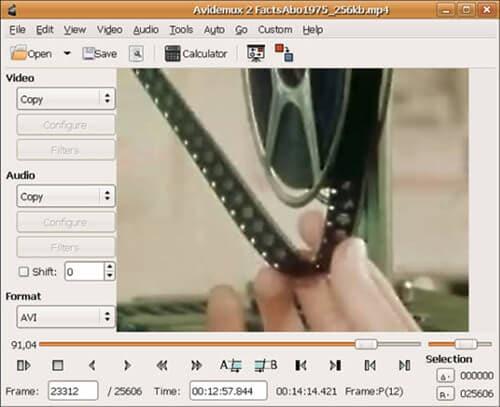cut mkv files