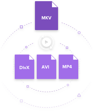 Convert MKV to DivX