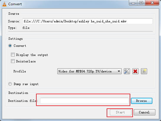 convert mkv to mpeg4