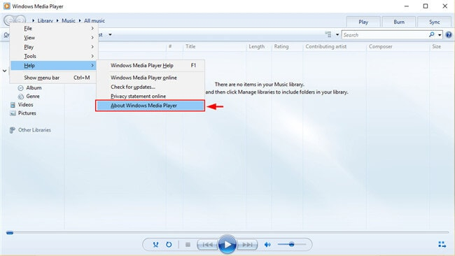 About Windows Media Player to play MOV format