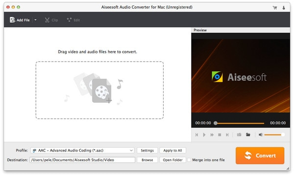 Aiseesoft Audio Converter for converting MP3