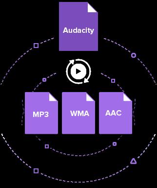 Convert Audacity Files to MP3