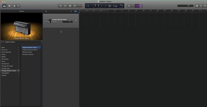 choose audio header