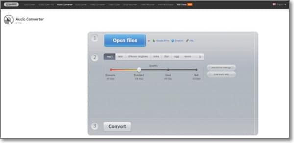 convert m4r to mp3 online-audio converter online