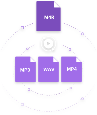 Convert M4R to MP3