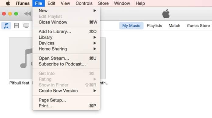 add mp3 to library
